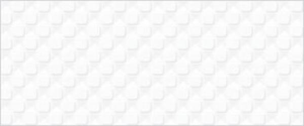 Q-bo CUBIC WHITE GLOSSY