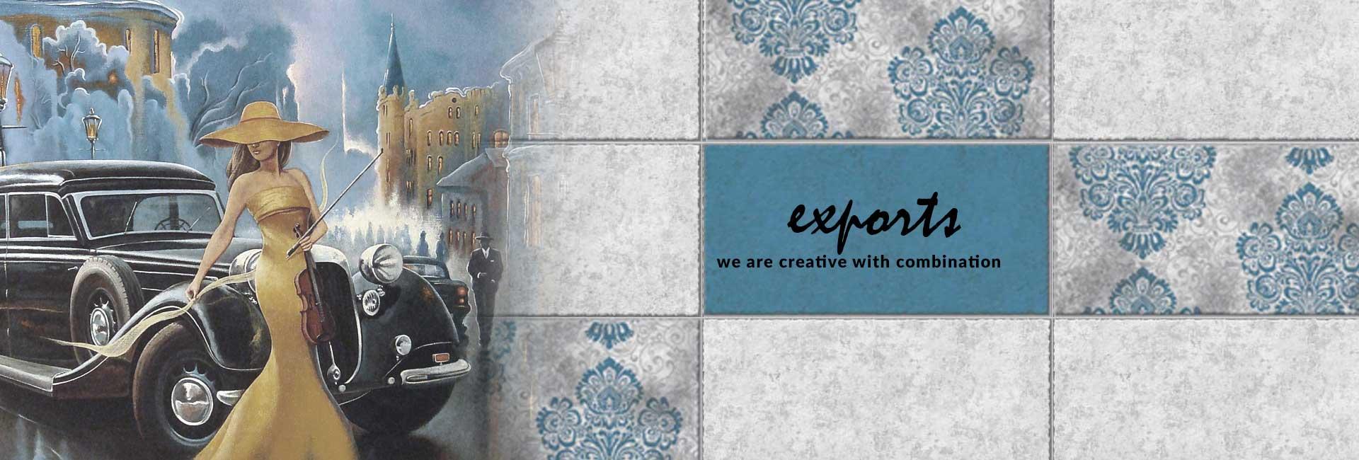 Premium Quality Digital Wall Tiles Exporter in India | Q-BO Digital ...