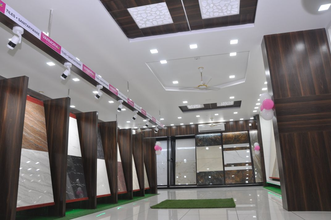 Varmora Adds One More Name To Its List With The Inauguration Of Its 77th  Exclusive Showroom   Modern Ceramic In Palanpur.