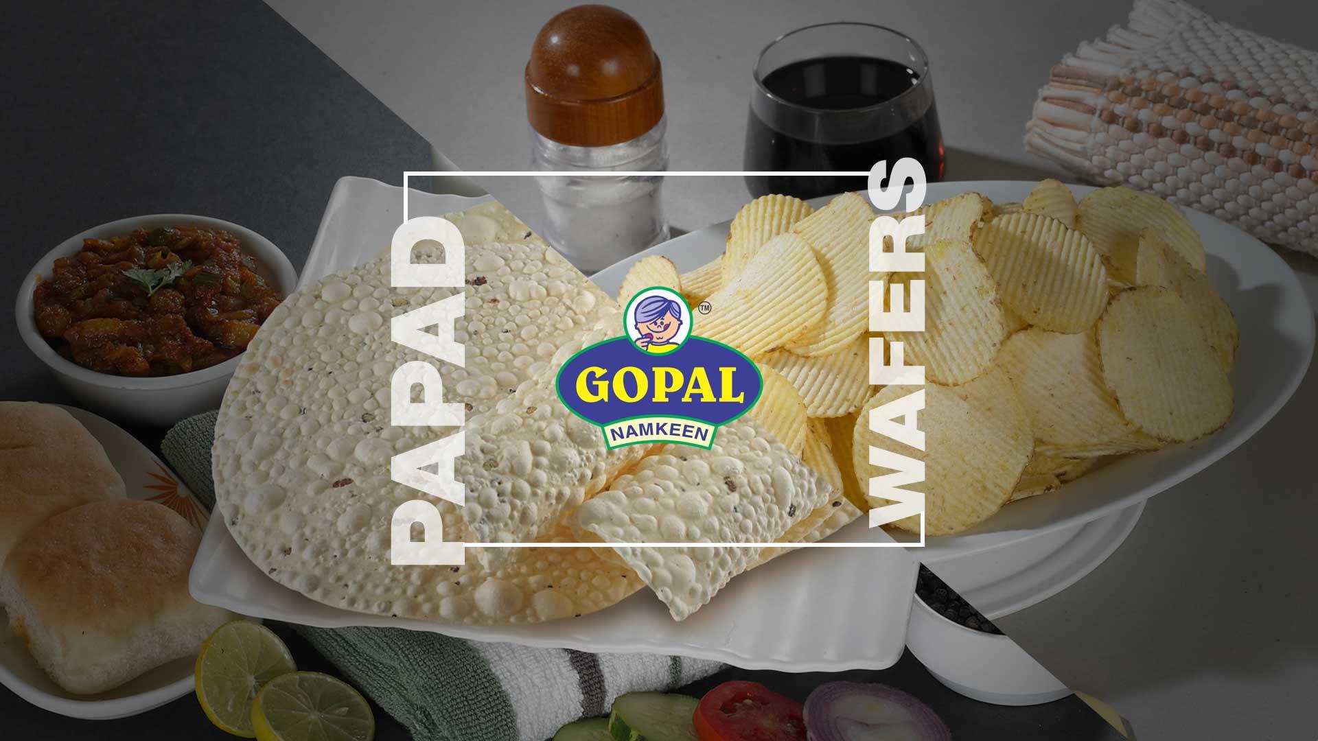 Welcome to Gopal Namkeen